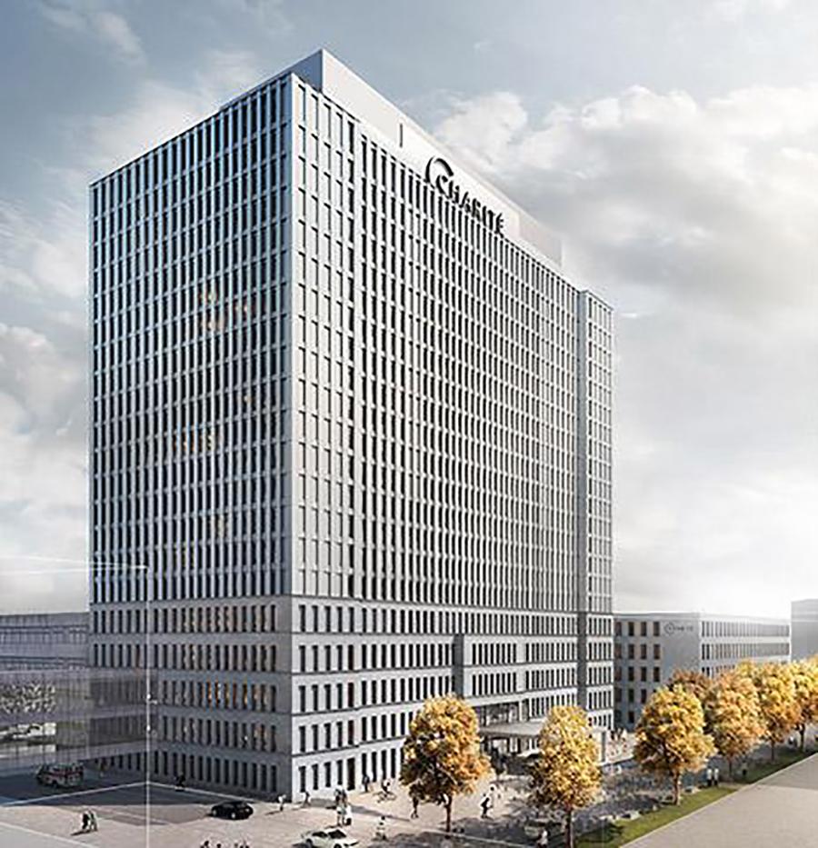 Charite Berlin Mitte Adresse